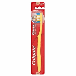 Colgate Classic Deep Clean Soft, szczoteczka do zębów, miękka