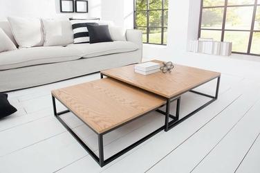 Interior Space :: Zestaw stolików 2 czarny dąb