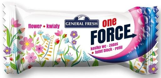 General  fresh kwiatowy, zapas do zawieszki do toalety, 40g