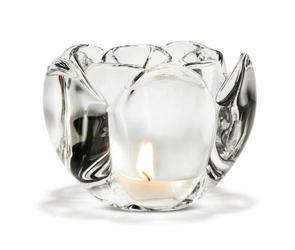 Świecznik na świece typu tealight Lotus 9 cm