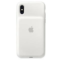 Apple Etui Smart Battery Case do iPhonea XS - białe