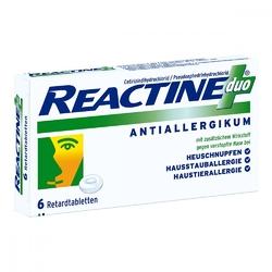 Reactine duo tabletki