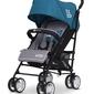 Euro cart ezzo 2019 adriatic wózek parasolka + folia + ocieplacz