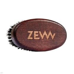 Zew mały bukowy kartacz do brody naturalne włosie dzika
