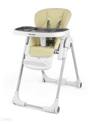 Milly mally milano beige krzesełko do karmienia + puzzle