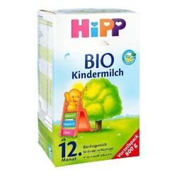 Hipp bio mleko w proszku dla dzieci