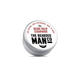 Bearded man co - balsam do brody drzewo cedrowe - cedarwood 30g