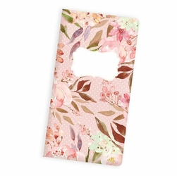 Notes Travel Journal Love in Bloom 11x21 cm