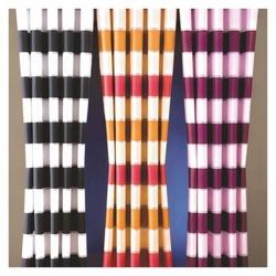 Tkanina woal w pasy szerokość 170 cm