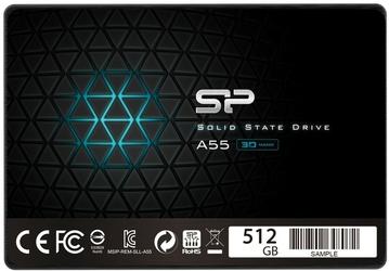 Dysk ssd silicon power a55 512gb sata iii 550420mbs - szybka dostawa lub możliwość odbioru w 39 miastach