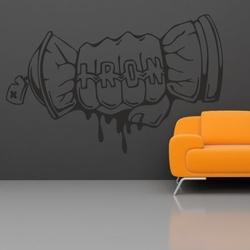 Naklejka ścienna graffiti gr34