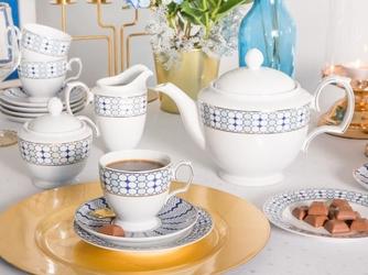 Serwis kawowy dla 12 osób porcelana mariapaula kantata
