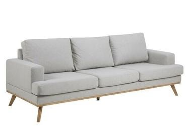 Sofa trzyosobowa norwich actona jasnoszara