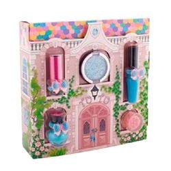 Zestaw tutu domek 5 kosmetyków 04 turquoise pointe