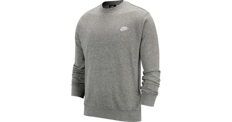 Nike nsw french terry crew bv2666-063 l szary