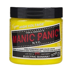 Farba manic panic- high voltage electric banana