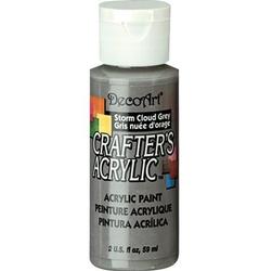 Farba akrylowa Crafters Acrylic 59 ml- deszczowa chmura - DESCHM