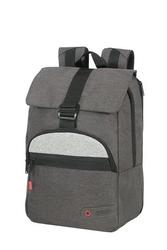 Plecak na laptopa american tourister city aim 14,1 szary - grey