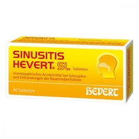 Hevert sinusitis sl tabletki