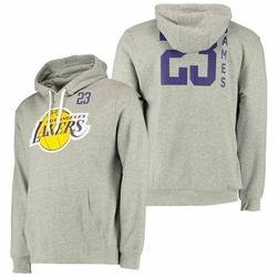 Bluza NBA Los Angeles Lakers G.O.A.T - Lebron James - EK2M1BBTL - Los Angeles Lakers Lebron James