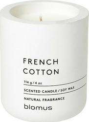 Świeca zapachowa fraga 8 cm lily white