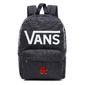 Plecak do szkoły vans new skool custom rose - vn0002tly28 000
