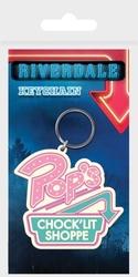 Riverdale pops chocklit shoppe - brelok