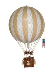 Authentic models balon royal aero, białykość słoniowa ap163w