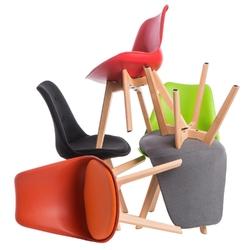 Krzesło norden cross tapicerowane