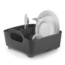 Umbra suszarka na naczynia, czarny, tub