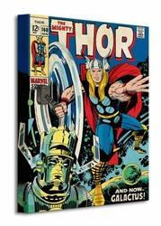 Thor Galactus - Obraz na płótnie