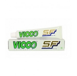 Pasta do zębów z 18 ziół ajurwedyjskich - bez cukru - 100ml vicco vajradanti