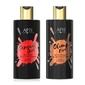 Zestaw perfumowanych żeli do mycia ciała apis