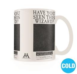 Harry potter wanted sirius black - magiczny kubek