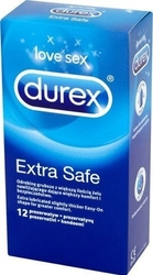 Prezerwatywa durex extra safe x 12 sztuk