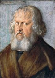 Reprodukcja portrait of hieronymus holzschuher, albrecht durer