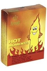 Amor hot moments