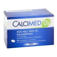 Calcimed d3 600 mg400 i.e. kautabletten
