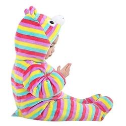 Piżama onesie kigurumi dla dzieci lama