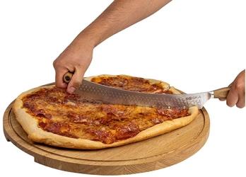 Nóż do pizzy i sera oslo+ boska bo-320541
