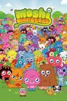 Moshi Monsters Grupa - plakat