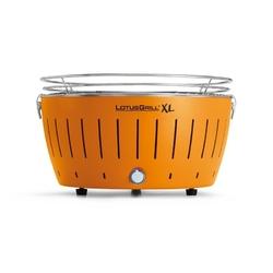 Lotusgrill – grill xl, pomarańczowy - pomarańczowy