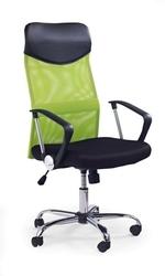 Fotel obrotowy vire zielony