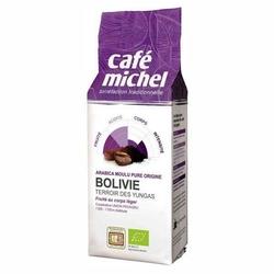 Café michel | boliwia kawa mielona 250g | organic - fair trade
