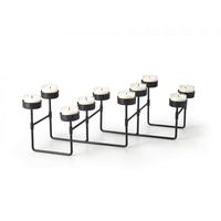 Philippi - świecznik na 10 tealightów, lab - 23,00 cm