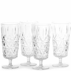 Kieliszki piknikowe do szampana Sagaform Outdoor akrylowe SF-5017784