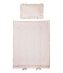 Elodie details - komplet pościeli powder pink - powder pink