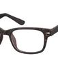 Okulary zerówki klasyczne oprawki sunoptic cp156a panterka
