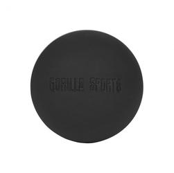 Piłka do masażu fascia ball ø 6cm czarny 6 cm