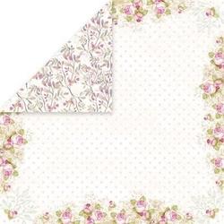 Uroczy papier 30,5x30,5 cm white day - 04 - 04